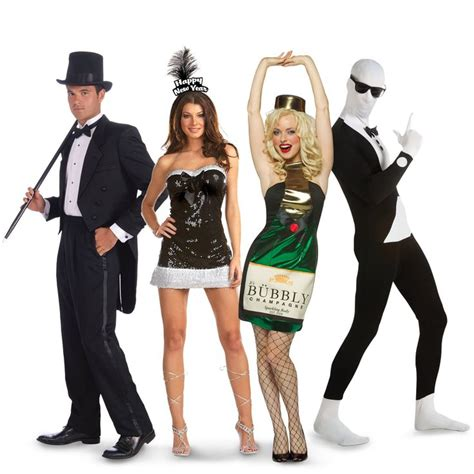 new years eve costume idea halloween costumes pinterest