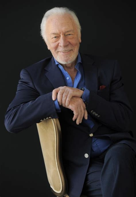 christopher plummer movie roles christopher plummer of barrymore was inspired by