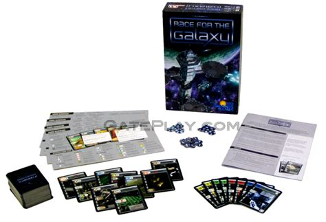 Race For The Galaxy Board Boardgame gateplay race for the galaxy board