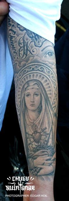 jesus quintanar tattoo virgin mary tattoo smaller to cover my jack daniels