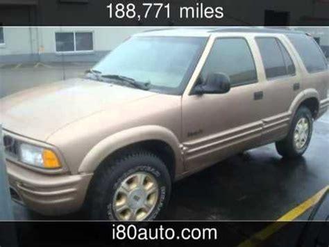 1996 olds bravada youtube 1996 oldsmobile bravada used cars omaha nebraska youtube