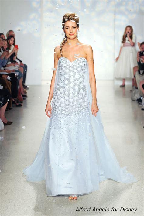 Themed Wedding Dresses by Frozen Themed Wedding Dress Wedding Dress Bridal Bliss