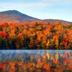 vermont fall colors tour fall foliage in killington vermont gunther tours