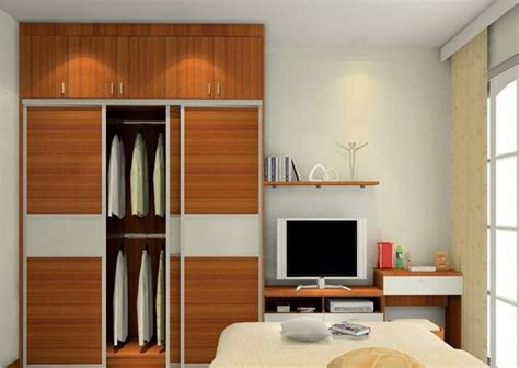 Bedroom Wardrobe Cabinet Designs Wall Units Interesting Bedroom Wardrobe With Tv Unit