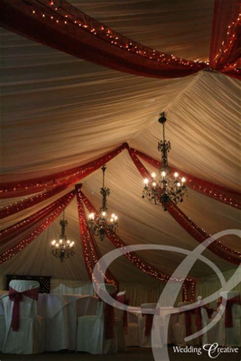 venue dressing  yaxley hall wedding creative