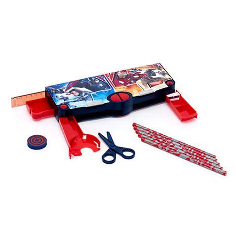 pencil pouch archives ultra gift box captain america gadget pencil