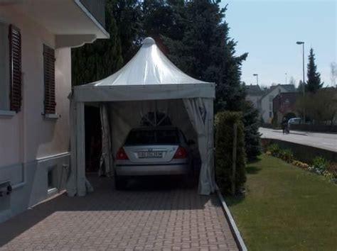 mobiler autounterstand carport autounterstand unterstand in d 228 niken kaufen bei