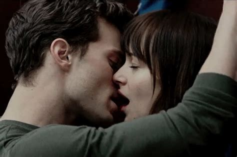 fifty shades of grey film hot scenes fifty shades of grey s first sex scene described vulture