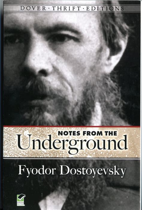 notes from the underground the 4th kind of madness dostoyevsky notes from the underground