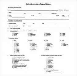 vehicle investigation form template report template 9 free documents in