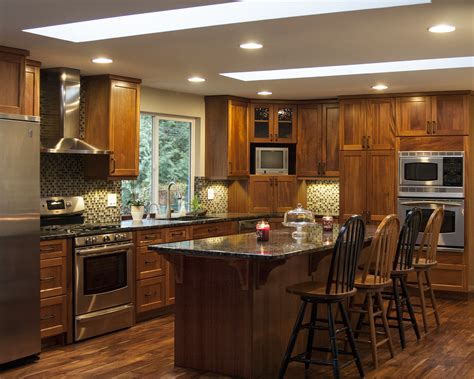 What Does A Kitchen Designer Do What Does An Olympia Kitchen Designer S Kitchen Look Like Thurstontalk