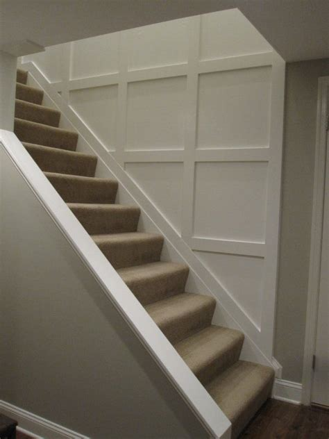 whats a banister 25 best ideas about open basement stairs on pinterest