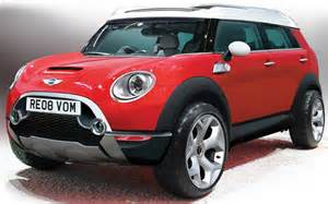 Bmw Mini Suv New Mini Suv Let S Just Leave The Mini As It Is The