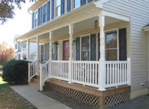 vinyl railings fencing porch columns decking profiles mvp weatherwise vinyl porch