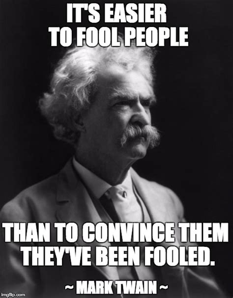 Mark Twain Memes - mark twain thought imgflip