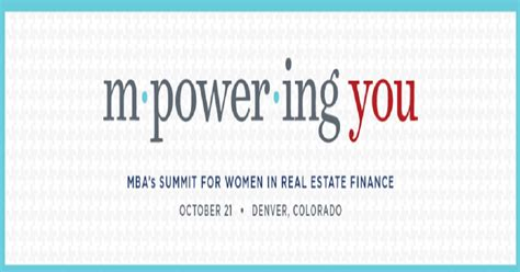 Mba Real Estate Finance by Mpowering You Mba S Summit For In Real Estate