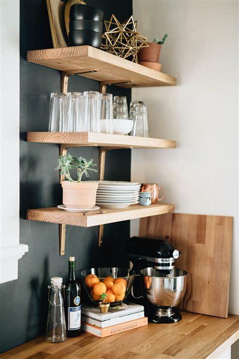 Open Kitchen Shelving Uk Inspiration For Styling Open Kitchen Shelves Tile Mountain