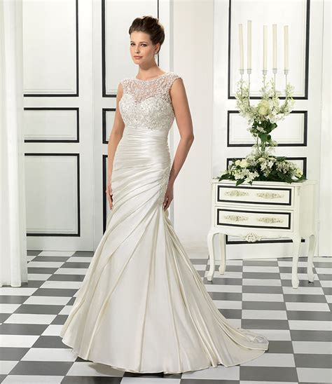 The perfect wedding dress for each body type   Eddy K