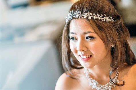 hair and makeup singapore 30 wedding hair and makeup artists in singapore for brides