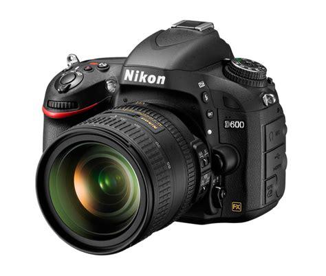 slr nikon nikon d600 hd slr features technical specs