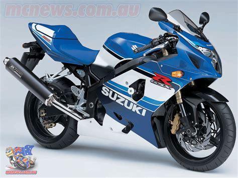 Suzuki K5 750 History Of The Suzuki Gsx R 750 Mcnews Au