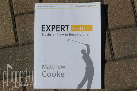 expert golfer books expert golfer book review plugged in golf
