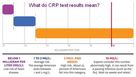 c protein reactive test results crp test blood test crp c reactive protein