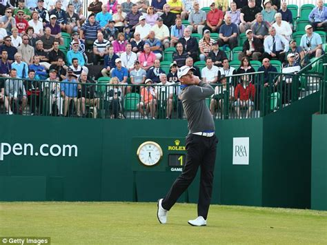 full swing yips robert karlsson banishes curse of the yips at the open