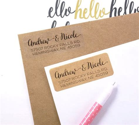 Best Of Return Address Labels 25 Best Return Address Labels Ideas On Pinterest Return