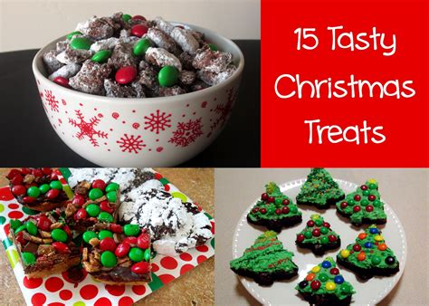 15 tasty christmas treats love to be in the kitchen