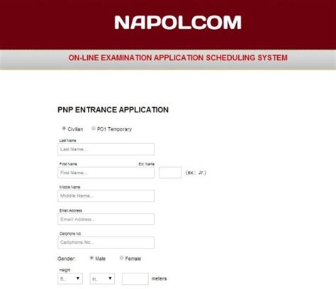 Confirmation Letter Napolcom Napolcom Application Schedule Oleass Opens Feb 10 14 2014