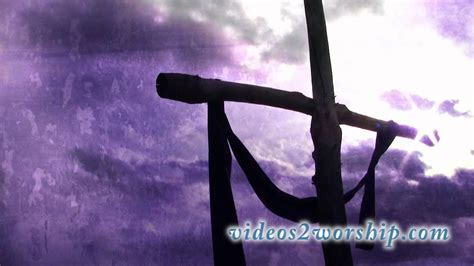 Easter Cross Motion Background Hd Youtube Free Easter Motion Backgrounds