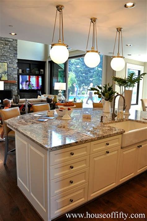 25 best ideas about kitchen island with sink on pinterest large kitchen island with sink brucall com