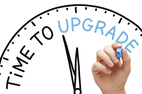 Time To Upgrade by Is Your Product Line Ready For An Upgrade