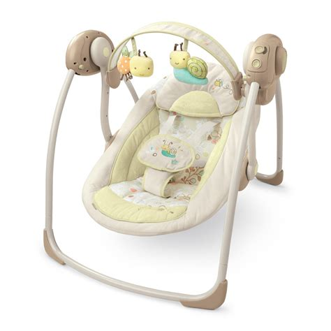 swinging a baby next stop another baby top 10 list baby chair swing