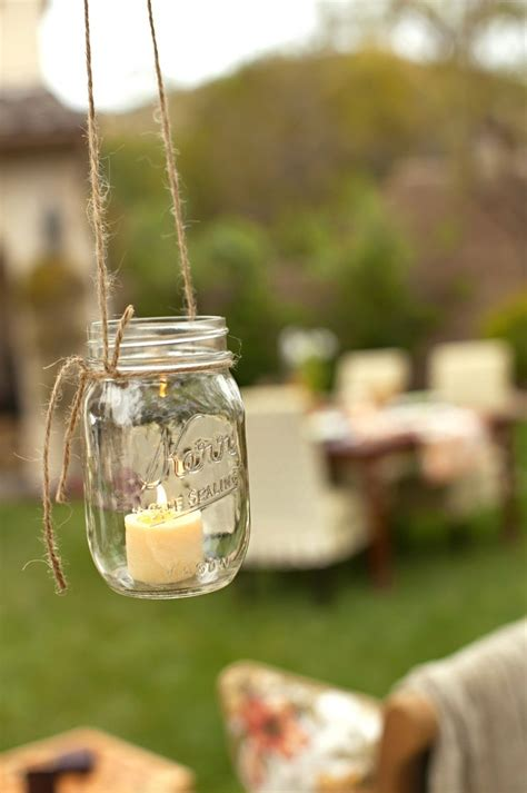 diy decorations candle jars where to buy diy rustic hanging jar candles ideas