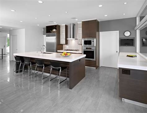 Charming Beach House Kitchen Designs #6: Modern-kitchen.jpg