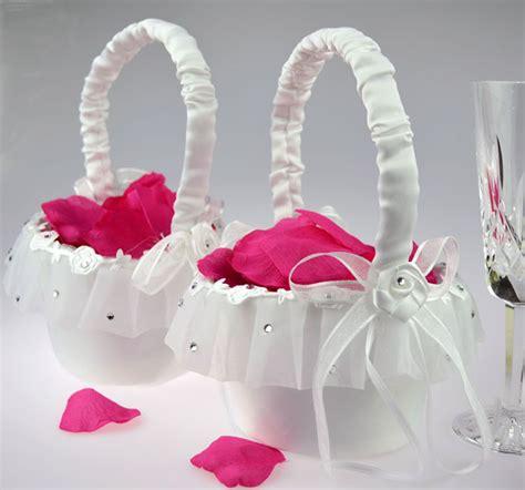 Flower Wedding Basket by Wedding Flowers Flower Baskets For Weddings