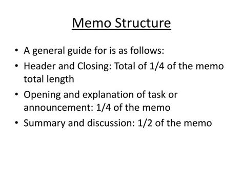 Memo Writing Ppt Ppt Memo Writing Powerpoint Presentation Id 5657839