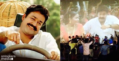 malayalam film narasimham actress name narasimham got thunderous reception again