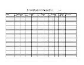 Tool Sign Out Sheet Template by Best Photos Of Tool Room Sign Out Sheet Tool Sign Out