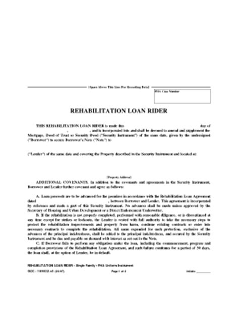 Rehabilitation Agreement Letter Student Loan Mortgage Deed Pdf Forms And Templates Fillable