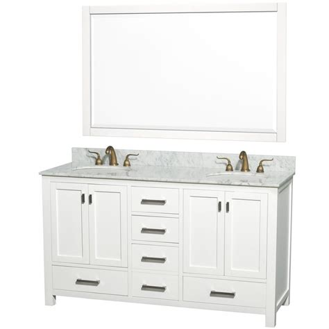 60 in bathroom vanity double sink ideas for 60 inch bathroom vanity double sink the homy design