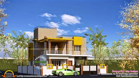 home design plans tamilnadu may 2015 kerala home design and floor plans