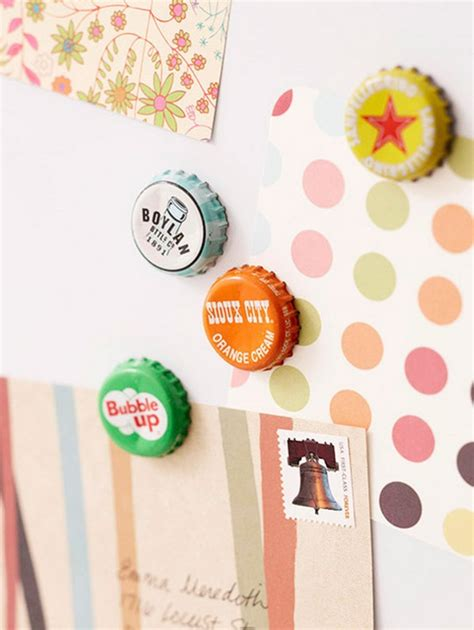 10 creative ways to recycle bottle caps hobby lesson