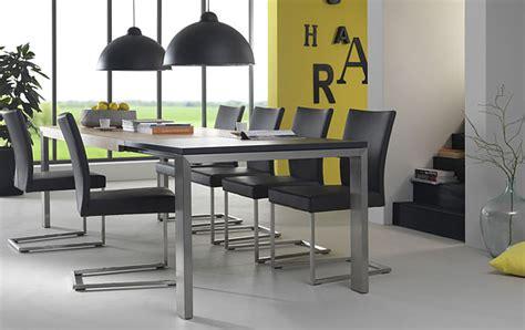 Moderne Stühle Mit Armlehne by Esszimmer Lederstuhl Schwarz Esszimmer Lederstuhl