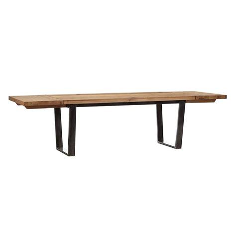 lewis calia 190 290cm extending dining table oak