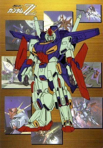 Gundam Mobile Suit 28 immagini gundamuniverse gundam zz pagina 2