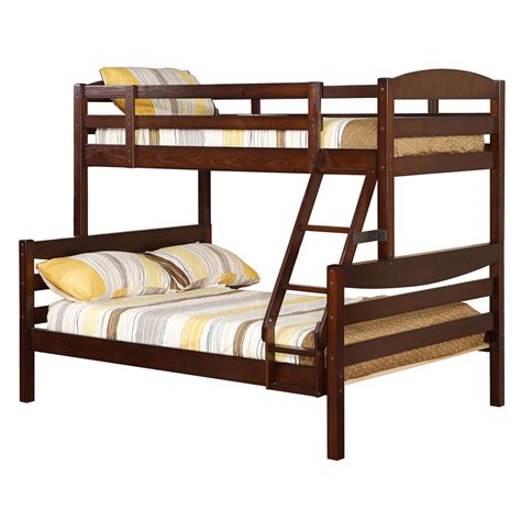 wooden twin bed twin full solid wood bunk bed in bunk beds