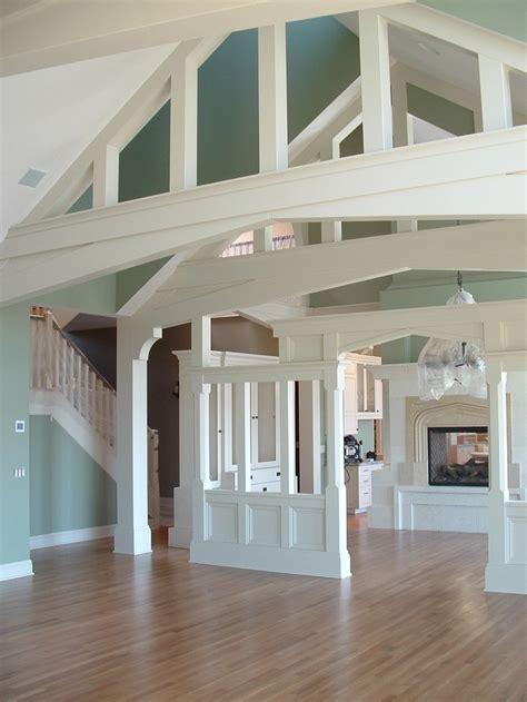 vaulted ceiling kitchen ideas espacios felices happy 48 best faux beams planks images on pinterest faux